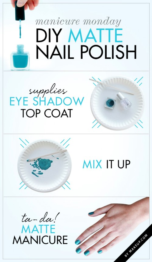 DIY Matte – Eye Shadow