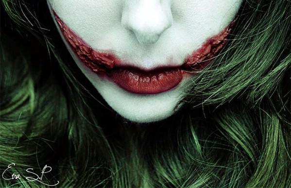 14 Genius DIY Halloween Lip Art Makeup Ideas