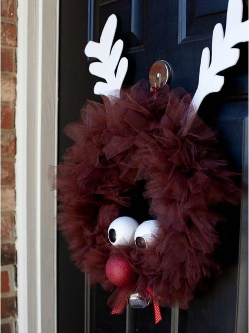 Rudolph Wreath