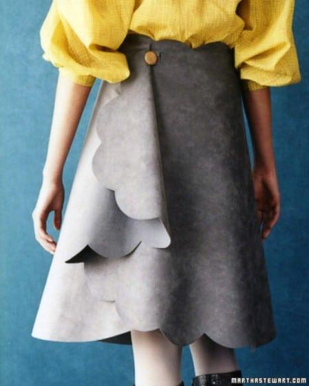 No-Sew Skirt