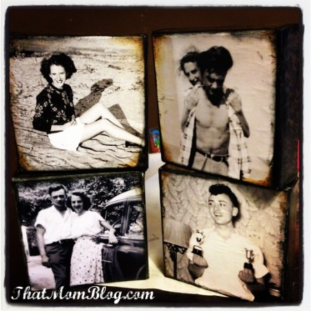 Vintage Photo Canvases