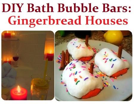 Bubble Bath Bars