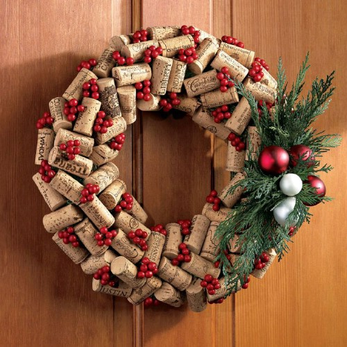 Winey Wreath