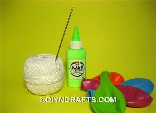 supplies-needed-cotton-balloon-snowmen
