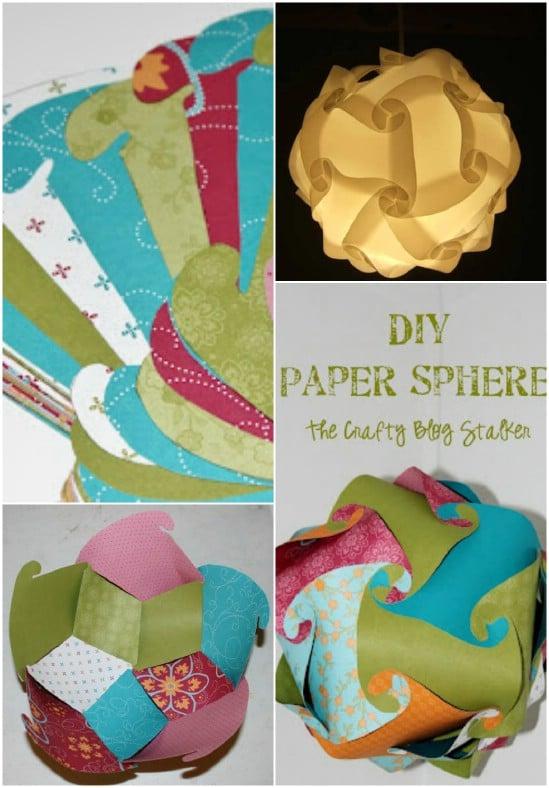 Paper Sphere