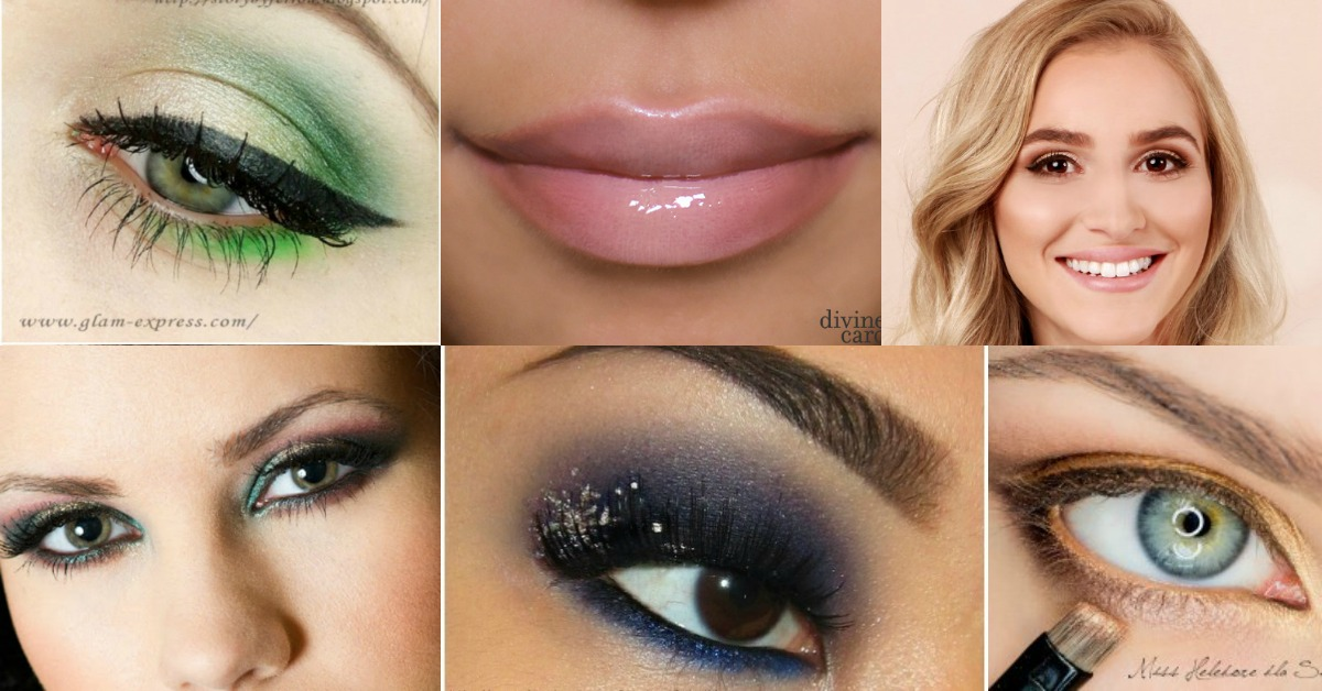 10 Stylishly Festive Christmas Makeup Ideas Diy Crafts