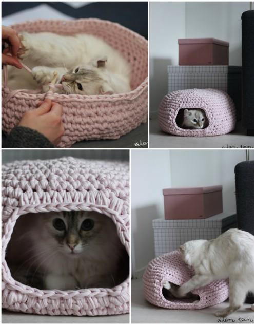 Crochet Bed