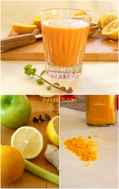 The Most Powerful Natural Antioxidant Smoothie That Beats Any Cleanse - Health benefits: anti-inflammatory, cancer-fighter, weight loss, liver detox, pain relief, lowers cholesterol, regulates blood sugar.
