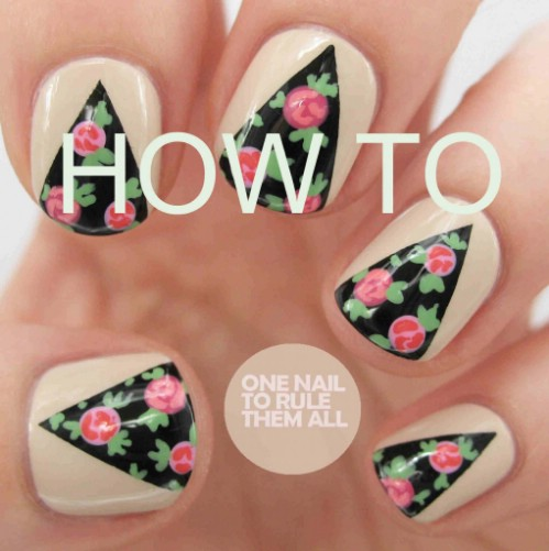 Rose Triangles