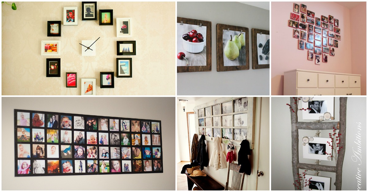 20 Cleverly Creative Ways To Display
