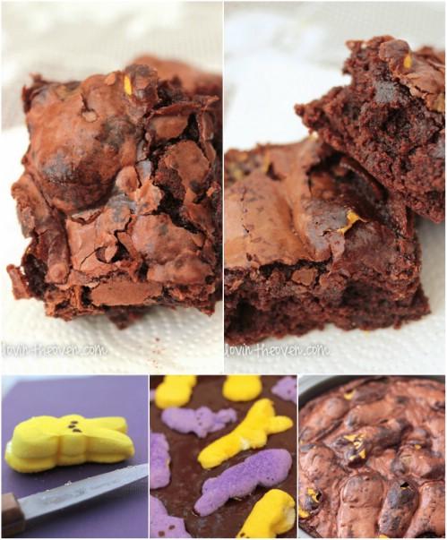 Marshy Brownies