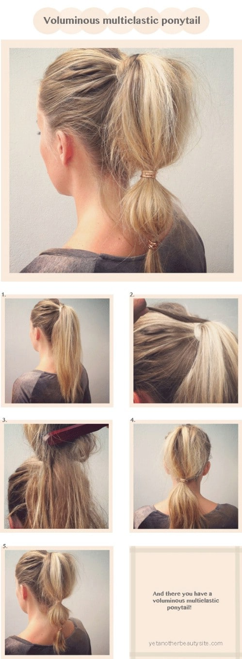 The Multi-Elastic Ponytail