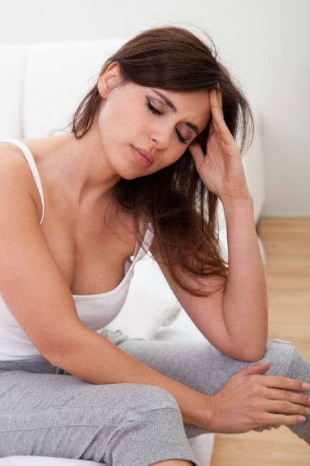 Alleviate a headache. - 40 Life-Changing Ways to Use Epsom Salt in Your Everyday Life