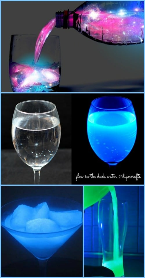 Ingenious Science Project How To Make Glow In The Dark