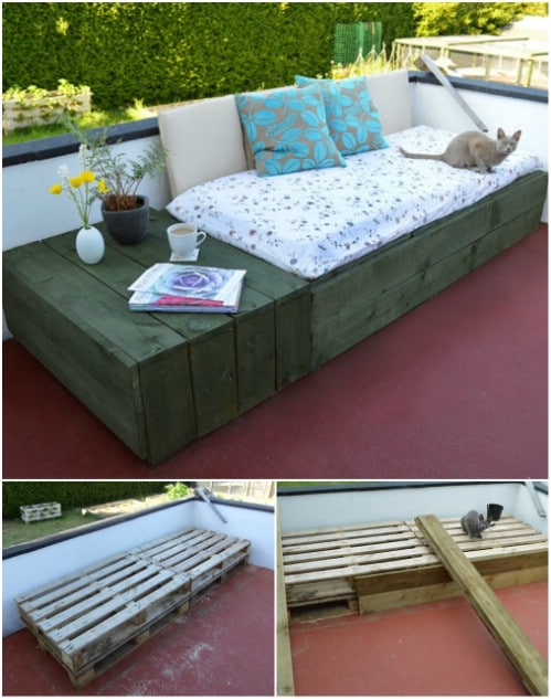 Quick and Easy Day Bed