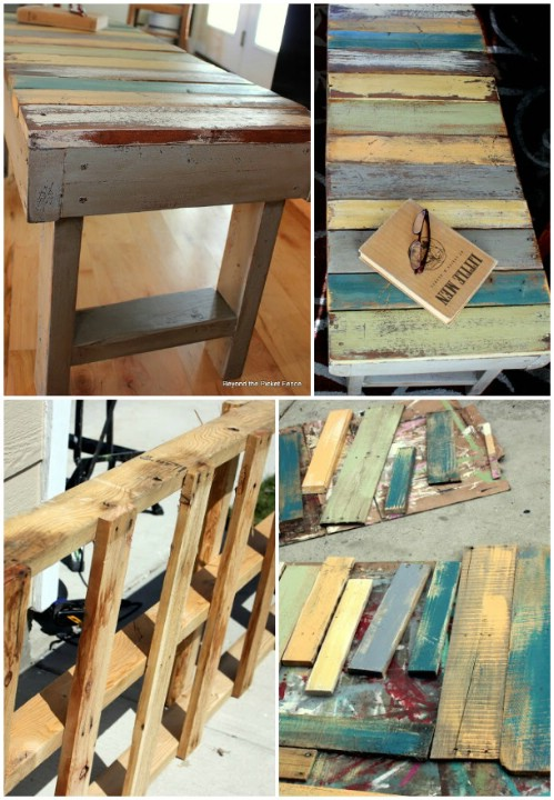 Simple Bench/Table