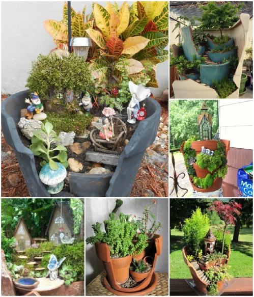 Backyard Ideas For Spring Decorating 6 Tips To Make: 27 Decorative Terra Cotta Crafts To Beautify Your Outdoor