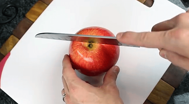 An Apple a Day Keeps the Doctor Away: 5 Apple Slicing Hacks...