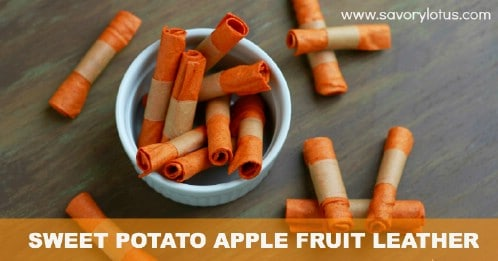 Spiced Sweet Potato and Apple