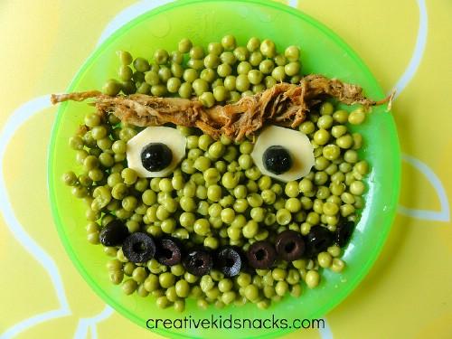 Oscar the Veggie Grouch