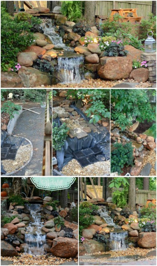Water Features To Adorn Your Garden