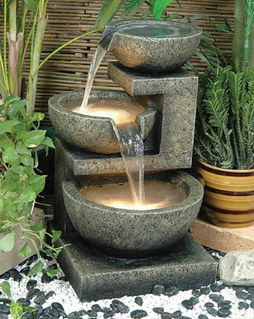 Bowl Fountain