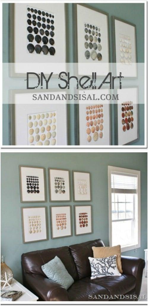 Frames Shells