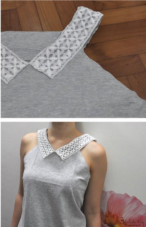 Cut Collar