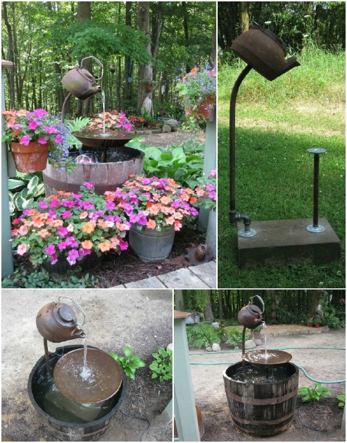 30 Creative and Stunning Water Features to Adorn Your Garden ... on backyard gym ideas, backyard steps ideas, zen small backyard ideas, backyard gate ideas, backyard grotto ideas, backyard paving ideas, backyard stone ideas, backyard construction ideas, backyard bird bath ideas, backyard statue ideas, backyard lounge ideas, backyard outdoor shower ideas, backyard light ideas, backyard drainage ideas, backyard landscape ideas, backyard clubhouse ideas, backyard picnic area ideas, backyard bar ideas, backyard gardening ideas, backyard turf ideas,