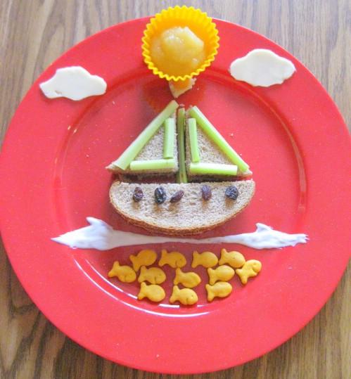Boat Sandwich