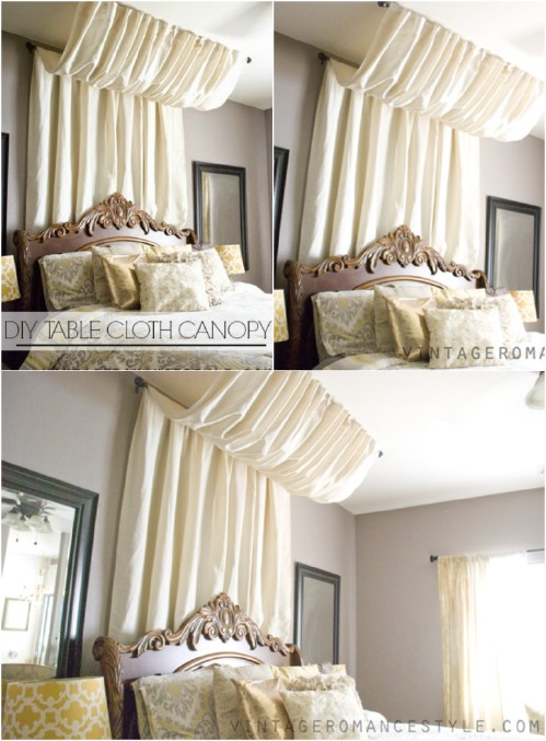 Sleep in Absolute Luxury with these 23 Gorgeous DIY Bed ...