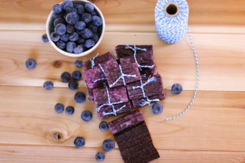 Bold Blueberry and Chia
