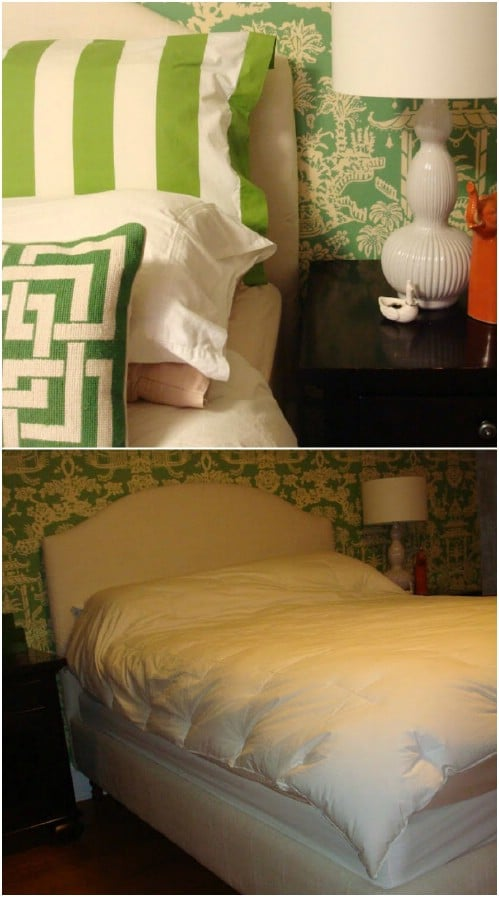 Upholstered Colette