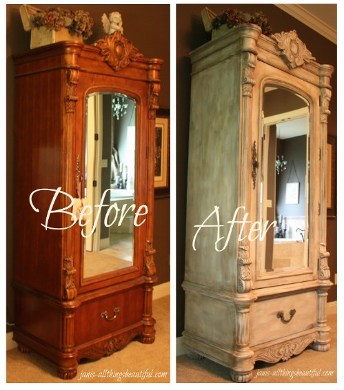 Chalk Paint Makeover