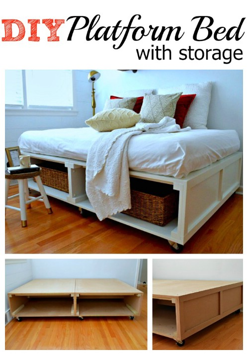 21 Diy Bed Frame Projects Sleep In Style And Comfort Diy
