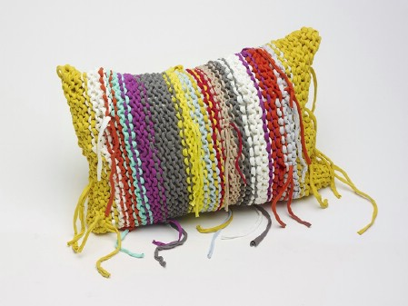 Make a colorful pillow