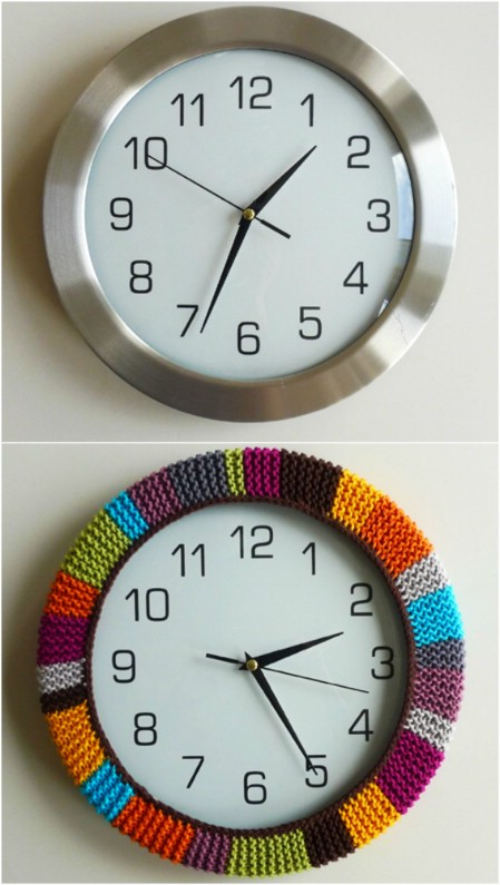 Give your clock a cozy