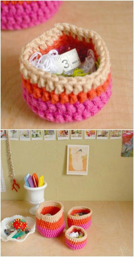 Nesting cups