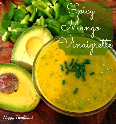 Spicy Mango Vinaigrette