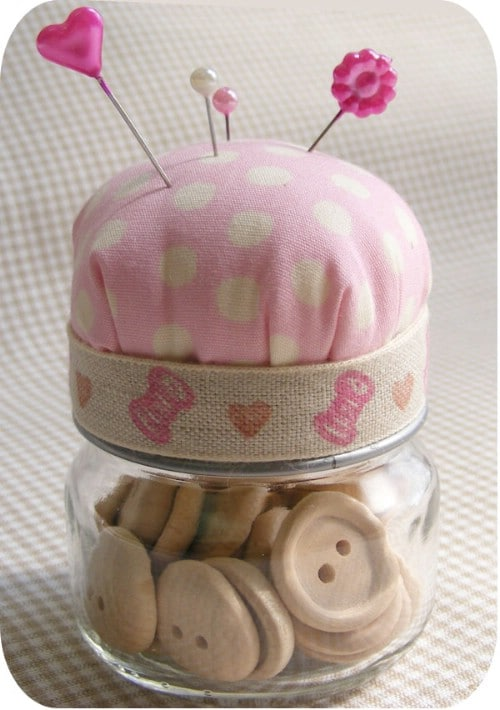 Mini Pincushion