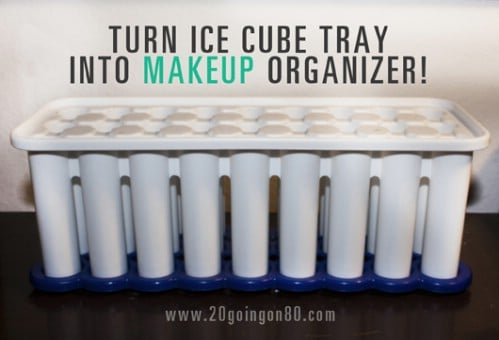 Ice Tube Tray