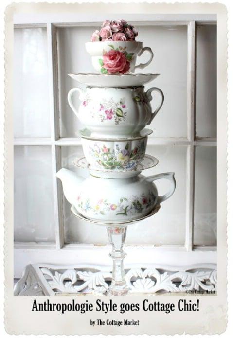 Teatime Centerpiece