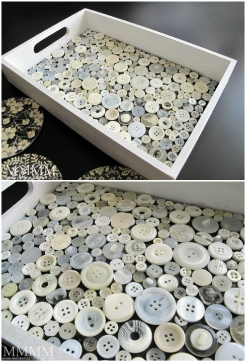 Button Tray