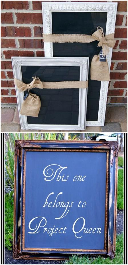 Chalkboard / Dry Erase Board