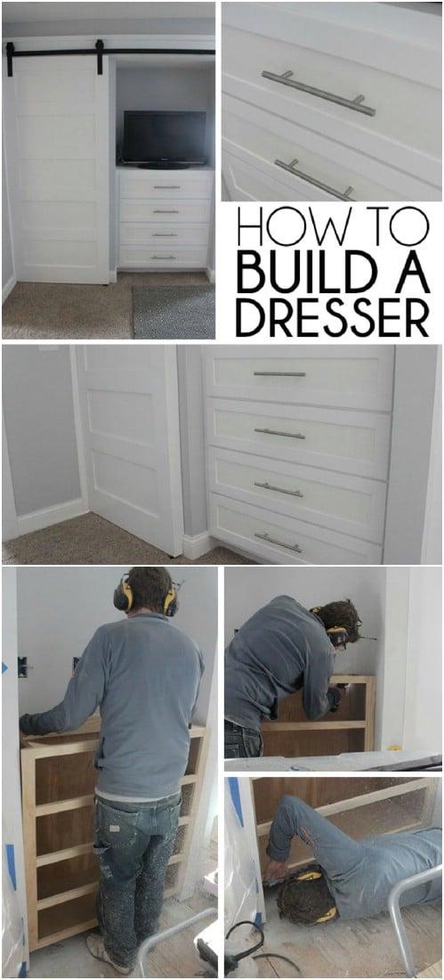 Hidden Dresser