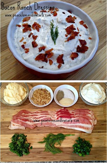 Bacon Ranch Dressing