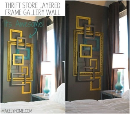 Layered Frame Wall