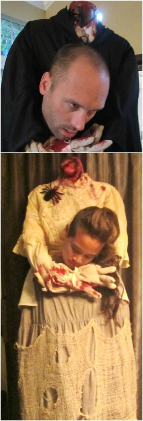 The Headless Man/Woman