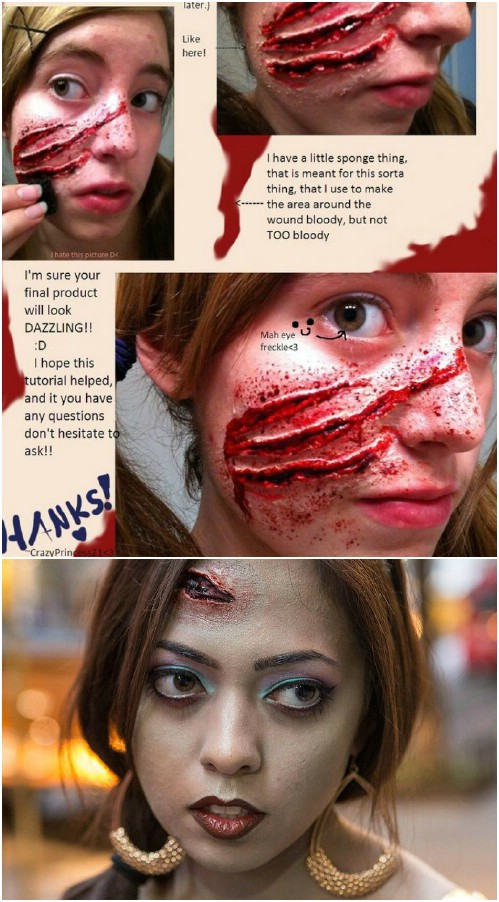 Realistic Wounds
