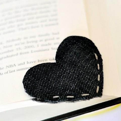 Make a cute bookmark.